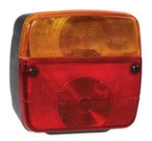 Stop/Tail/Indicator/Licence Lamp
