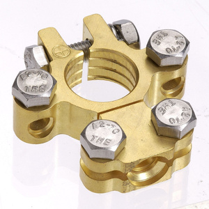 Positive Brass Battery Terminal