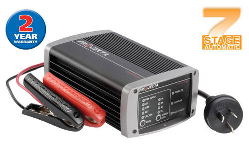 12 Volt 7 Amp Battery Charger
