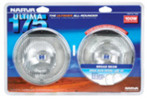 Ultima 175 Driving Lamp Kit