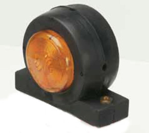 12v Red Amber Sealed Lamp - Model 30