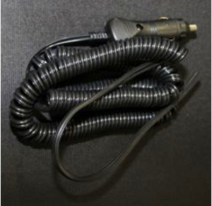Coil and Cigarette Lighter Plug