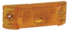 12v Amber Sealed Lamp - Model 21