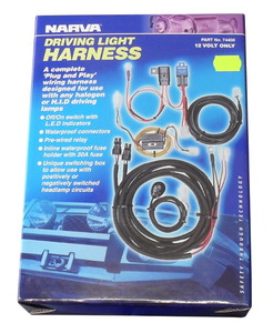 12v Driving Light Harness