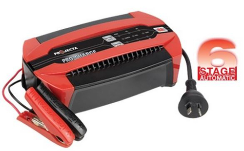 12 Volt 8 Amp Battery Charger