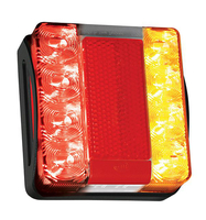 12V Submersible LED Stop/Rear Position/Rear Indicator Lamp.
