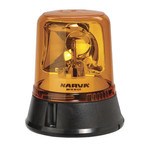 12 - 24 Volt Amber Beacon