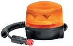 Hella LED Magnetic Amber Beacon - 1613